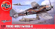 Caza alemán Focke Wulf Fw 190A-8 de Airfix a 1/72