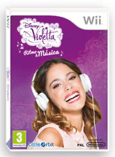 Nintendo Wii PAL version Violetta