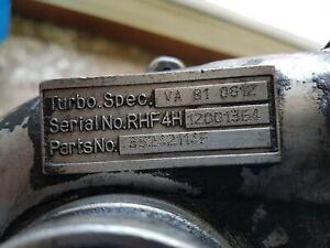 LDV MAXUS 2.5 IHI TURBO TURBOCHARGER 35242114F