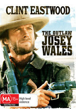 The Outlaw Josey Wales * NEW DVD * Clint Eastwood (Region 4 Australia)