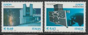 Italy 2009 Europa CEPT Astronomy MNH** Full Set A18P18F968