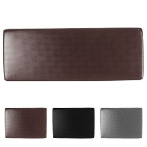 Sofa Cushion Cover PU Leather Waterproof Stretch fabric covers Seat Protector