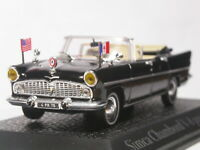 Norev 1/43 Simca Chambord Presidential Car DieCast Model Collection