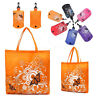 Eco Friendly Folding Shopping Cloth Fabric Portable Reusable Bag Butterfly Tote