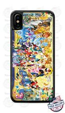 Disney Princess All Characters Phone Case Cover For iPhone Samsung LG Google etc