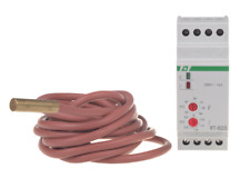 F&F RT-823 Temperaturregler Heizungsanlage Lüftungsanlage temperature regulator