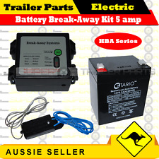 Superior Breakaway System - Battery Breakaway  Kit 5 amp (HBA Series) - Trailers