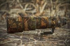 Nikon Nikkor 200-400 4 VR II neoprene lens cover camouflage lens coat