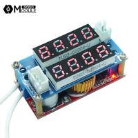 5A CC/CV Adjustable Display Step Down charge Module LED Panel Voltmeter Ammeter