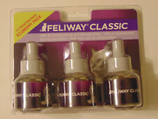 FELIWAY CLASSIC 30 DAYS REFIlLS 3 PACK 144ml