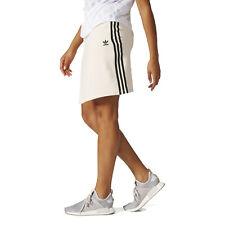 adidas Originals Women's Brooklyn Heights Short Sweat Skirt Wrap Front BRKLYN S