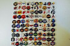 Punk Pop Rock Band Buttons Pins Classic 80s 90s Music 1 Inch Badge Lot resale