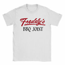 Freddy's BBQ Joint Mens T-Shirt - House of Cards Cool Present Birthday Gift