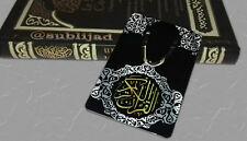 Marque-pages en aluminium pour le Coran