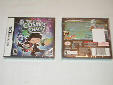 NEW Cosmos Chaos! Nintendo DS Game BRAND NEW cosmic light lite dsi kaos space