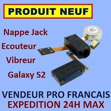 ✖ NAPPE PRISE JACK VIBREUR ECOUTEUR SAMSUNG GALAXY S2 SII i9100 ✖ FLEX RIBBON ✖