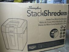 BRAND NEW Swingline Stack-and-Shred 750M [BR]