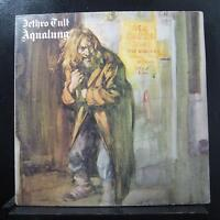 Jethro Tull - Aqualung LP VG ILPS 9145 UK 1st A1-U / B3-U Vinyl 1971 Record