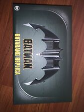 "Neca 7"" DC Batman 1989 Batarang Movie Prop Replica With Stand New In Box"