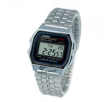 -Casio A159WA-N1 Digital Watch Brand New & 100% Authentic