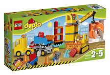 LEGO Duplo Große Baustelle (10813)
