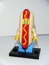 Nuevo Lego City perrito caliente traje tipo Minifigura Town Food Accesorios