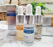 Lanbena Vitamin C / 24K Gold/ Hyaluronic Acid Serum