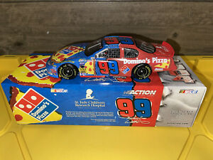 2004 Michael Waltrip Domino's St Jude Childrens Hospital #99 1/24 NASCAR Action