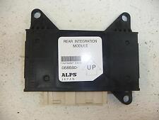 06 CADILLAC SRX Chassis Brain Boc Rear Integration Control Module 15276268