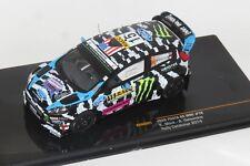1/43 Ford Fiesta RS WRC Hoonigan Monster Rally Spain Catalunya 2014 #43 K.Block