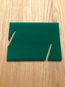 Inserto scatola  Rolex 11,1 X 8,8 cm Velvet Felt Insert Inlet Box Rolex
