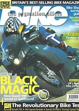 1000DS Ducati 999 GSX-R600 851 Brutale SV1000 Speed Triple TNT VTR1000 FireStorm
