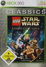 Microsoft Xbox 360 Spiel Lego Star Wars: Die komplette Saga