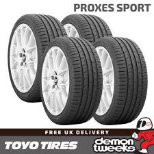 4 x 205/45/17 ZR17 88Y TL XL Toyo Proxes Sport Performance Road Car Tyres