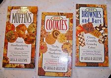 Cookbook COLLECTION  201 Cookies, Muffins & Brownies! , HB by Gregg R. Gillespie