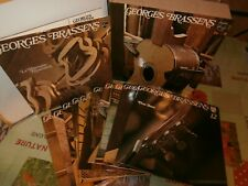 "george Brassens""coffret-integrale-or-fr.de 12x lp12""pochettes double.-mint-.rare"