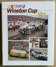 New ListingNascar Winston Cup Grand National Series Darrel Waltrip 1981 Umi Publications