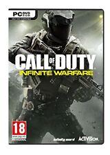 Call of Duty  Infinite Warfare  PC DVD