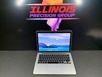 ✭ Apple MacBook Pro 13 LMT RETINA 2.4ghz ✭ 8GB RAM ✭ 1TB SSD ✭ Intel i5 TURBO ✭