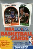 1989-90 Hoops Base Set Singles (You Pick Your Card) #73 - #151