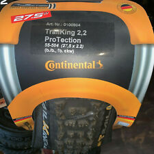 """Continental Folding TrailKing 27.5"""" x 2.2"""" MountainBike Tire ProTection Tubeless"""