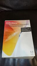 Adobe Creative Suite 3 Design Premium Macintosh Upgrade Acrobat 9 Pro Fireworks