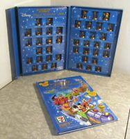Disney 2005 Magical Miniatures TAIWAN 42 GOLD Pcs Pop Up Book 7 Eleven