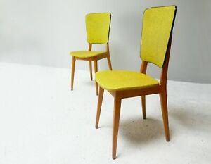 1960's vintage mid century French cafe chairs - price is for 1 chair