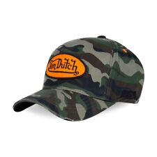 VON DUTCH BASEBALL CAP CAMO **BRAND NEW**