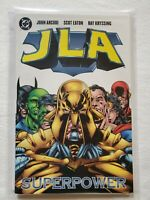 JLA: SUPERPOWER 1999 DC Comics