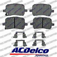 Brake Pads Ceramic (Front) Set For Chevrolet Cobalt Malibu Pontiac G6 Pursuit