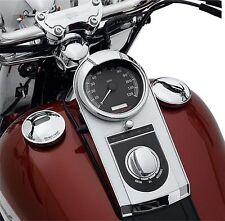 """Ghiera con Visiera x Strumentazione da 5"""" Orig. Harley FXDWG Road King Softail"""