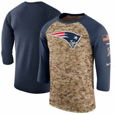 NEW ENGLAND PATRIOTS 2017 NIKE DRI FIT SALUTE TO SERVICE MENS SHIRT XL