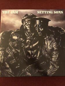 The Jam Setting Sons Super Deluxe Edition 3 CD/DVD Box Set Boxset.